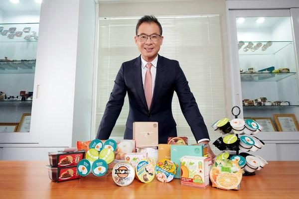 Chaiwat Nantiruj, Eka Global's Group CEO