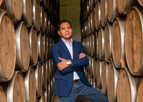 Jesús Susunaga en Casa San Nicolás (PRNewsfoto/Campari Group)