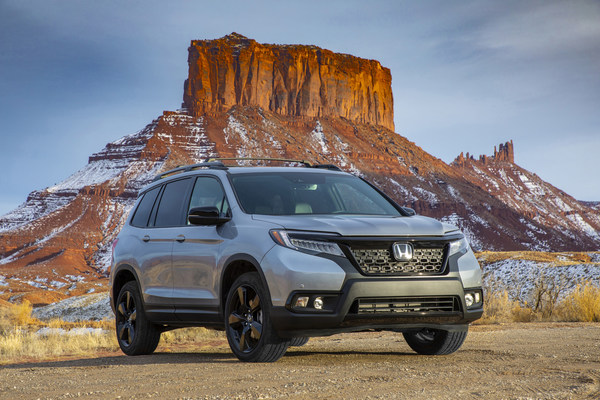 American Honda announced Q3 and September sales today. Despite ongoing, industrywide supply issues that slowed September deliveries, Honda posted solid 3rd quarter results led by strong demand for light trucks. The Honda Passport posted all-time best sales in all three quarters in 2021. (PRNewsfoto/American Honda Motor Co., Inc.)
